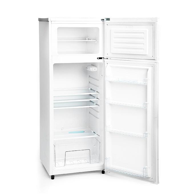 koelkast 140 cm zeer zuinige lage koelkast met vriesvak van 40 liter. Black Bedroom Furniture Sets. Home Design Ideas