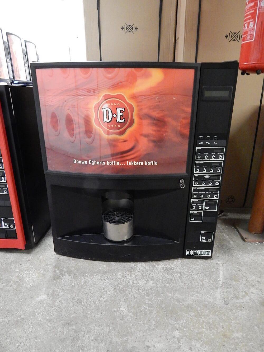 Koffiemachine Amsterdam