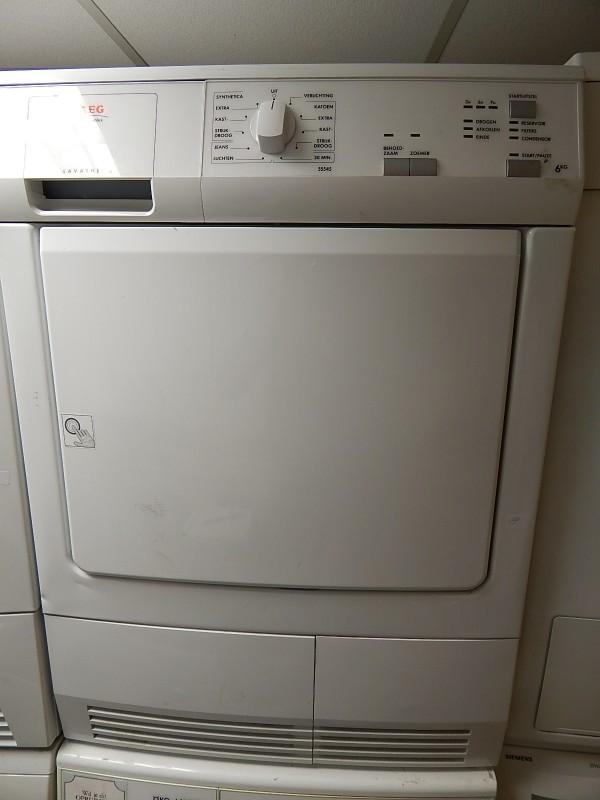 Wasdroger AEG Lavatherm 55545 1