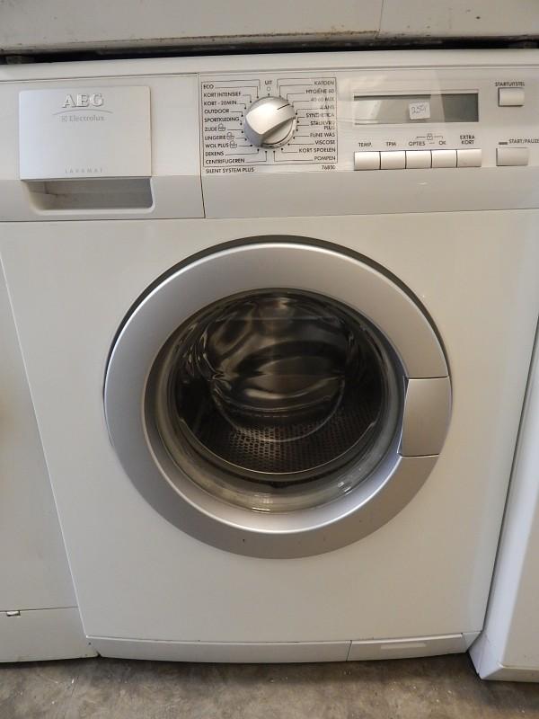 Goedkope AEG wasmachine