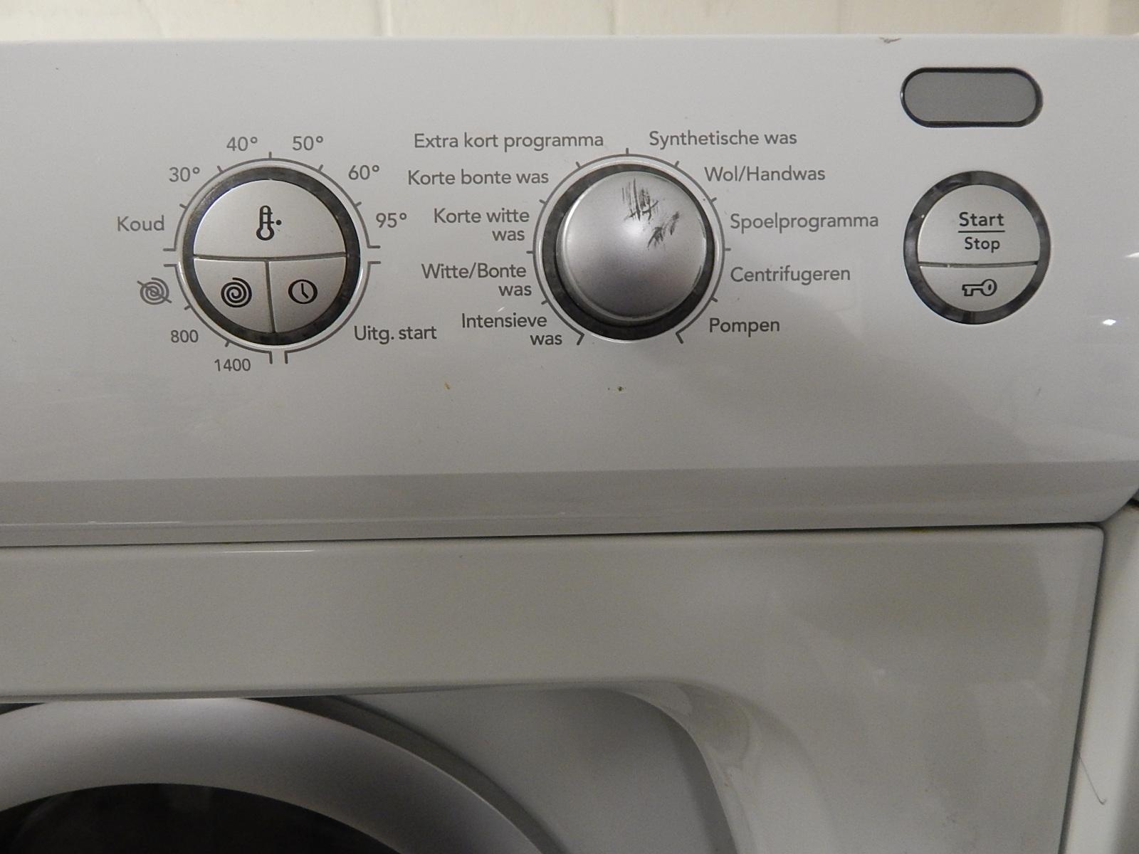 ASKO wasmachine 2