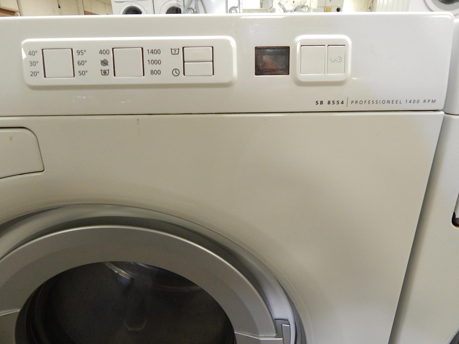 ASKO wasmachine 8kg zuinig