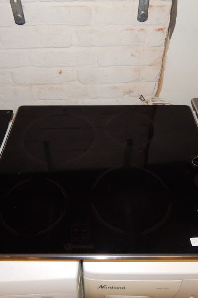 Bauknecht keramische inbouw kookplaat 1