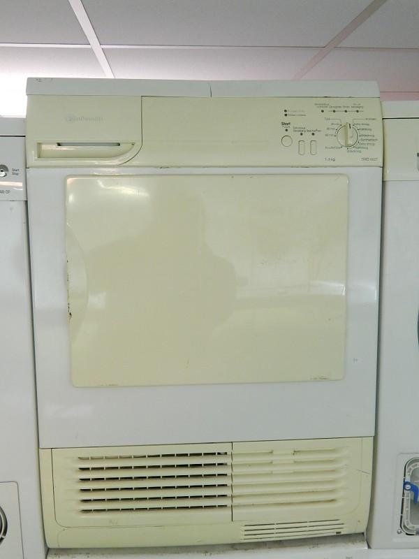 gebruikte wasdroger