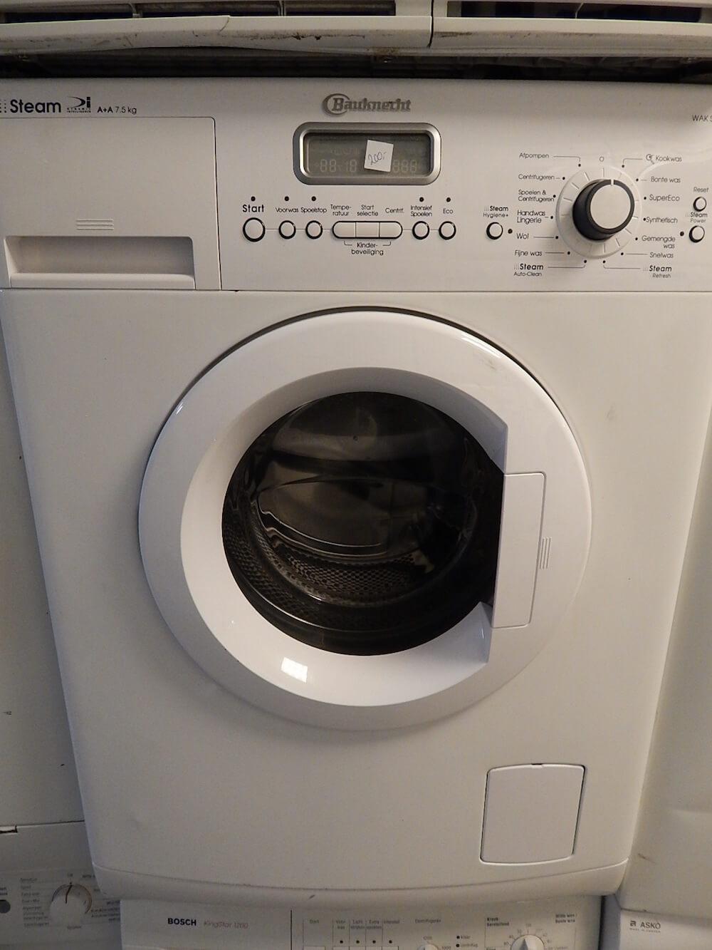 Tweedehands wasmachine Nijmegen