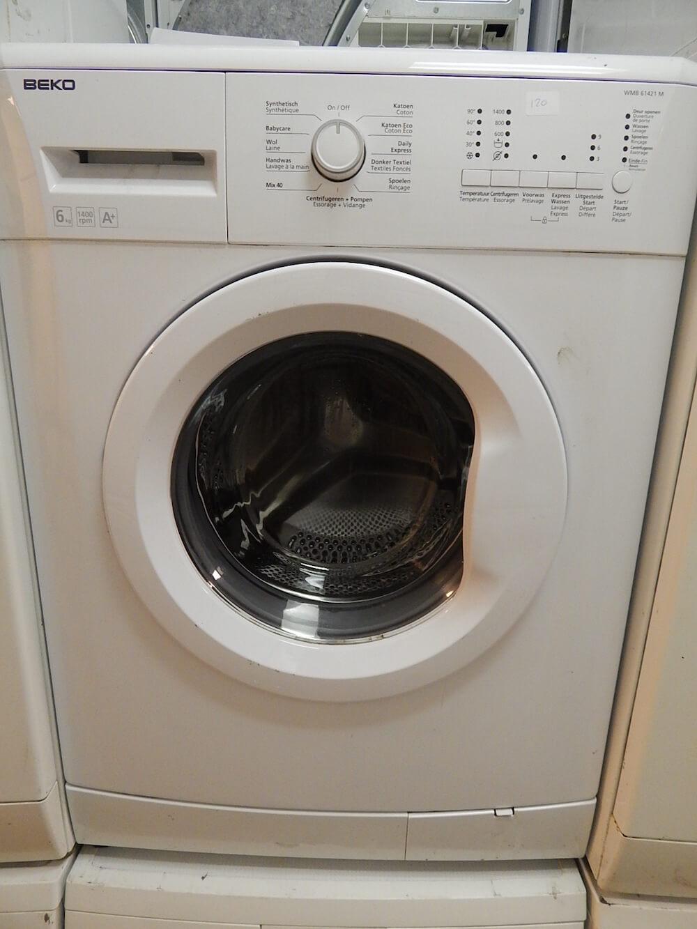 Goedkope wasmachine Breda