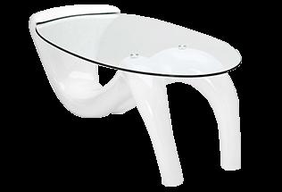 Glazen Moderne Salontafel.Glazen Salontafel Zeer Uiteenlopende Modellen Goedkope Moderne