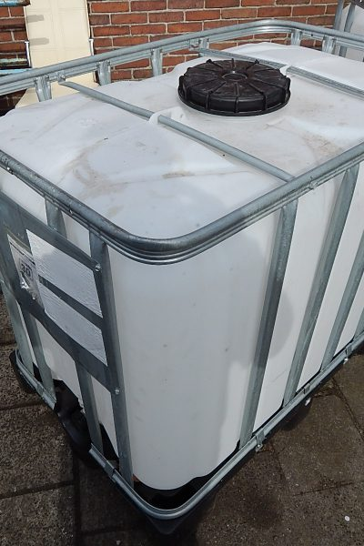 600 liter IBC container