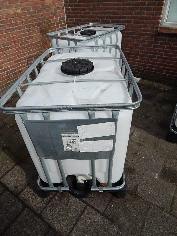 600 liter IBC container 2