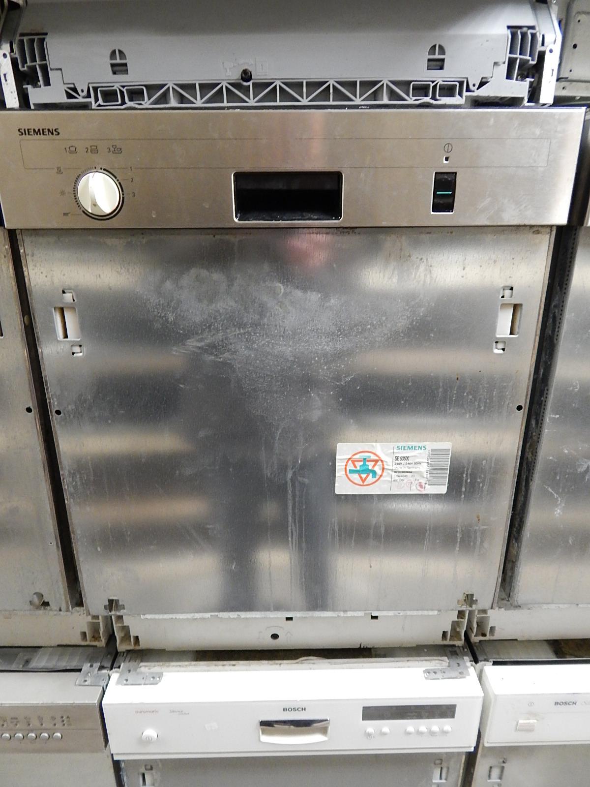 Goedkope half inbouw vaatwasmachine