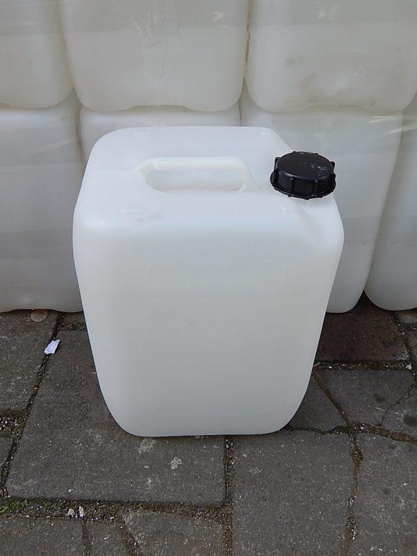 Close up Jerrycan 20 liter