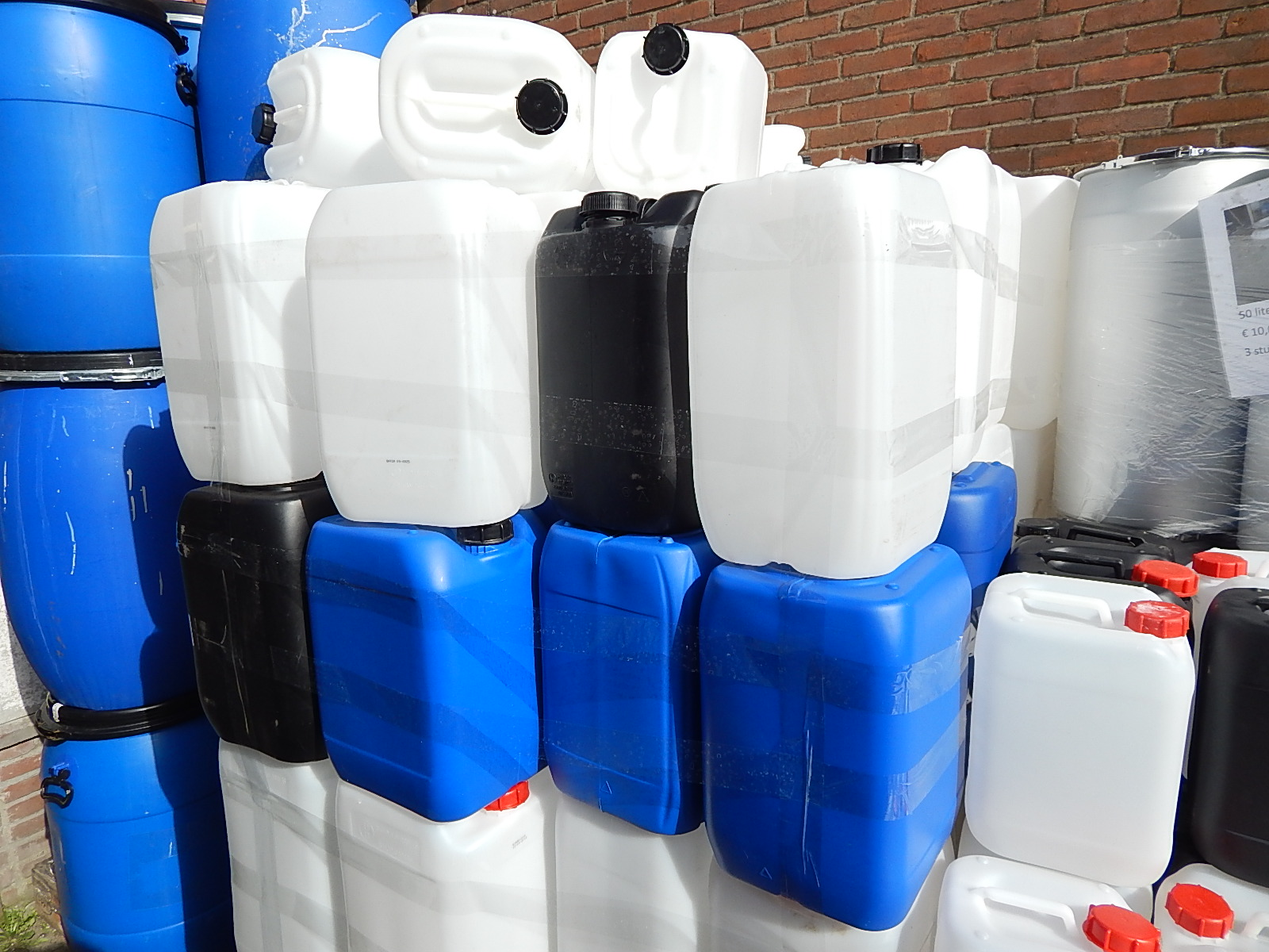 Jerrycan 25 liter