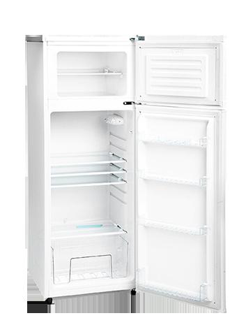 aparte koelkast en vriezer