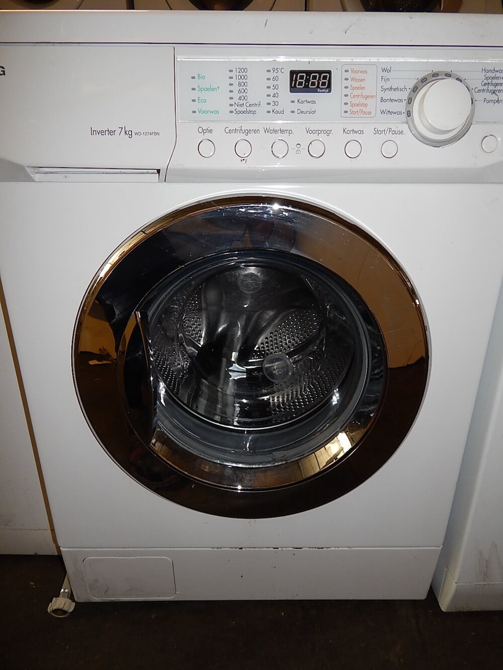 Tweedehands LG wasmachine