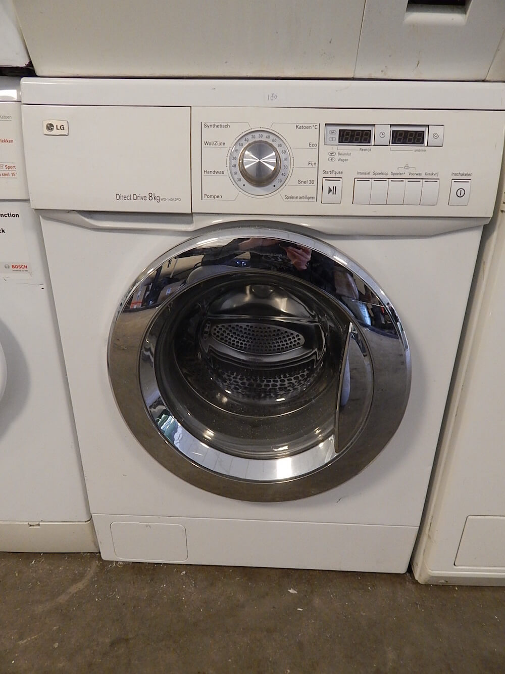 Goedkope LG wasmachine