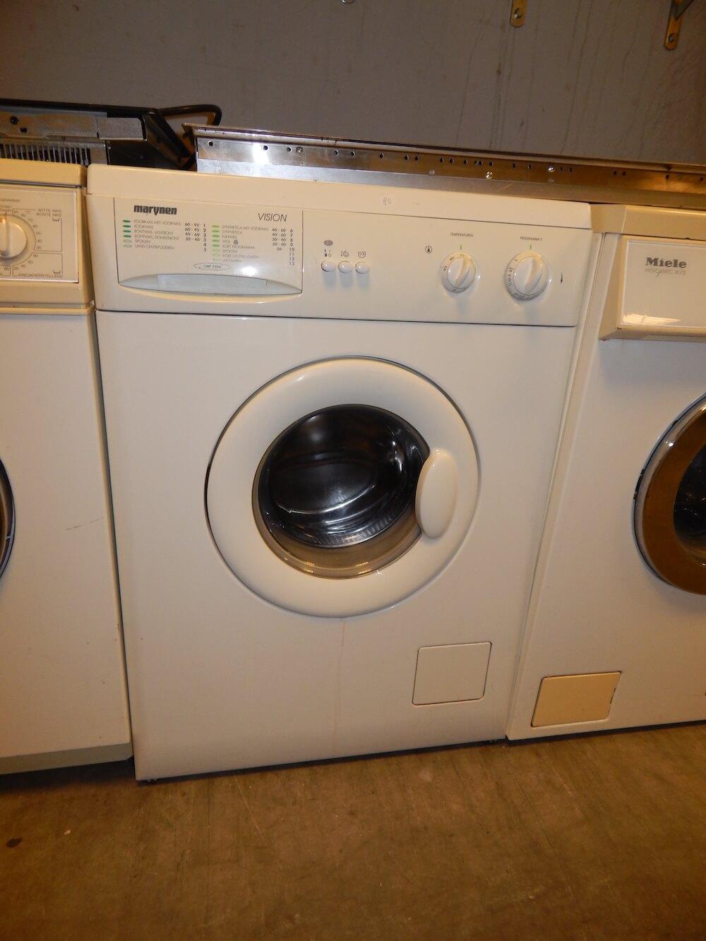 Beste 2e hands wasmachine Marijnen CMF 7200 met garantie UC-65