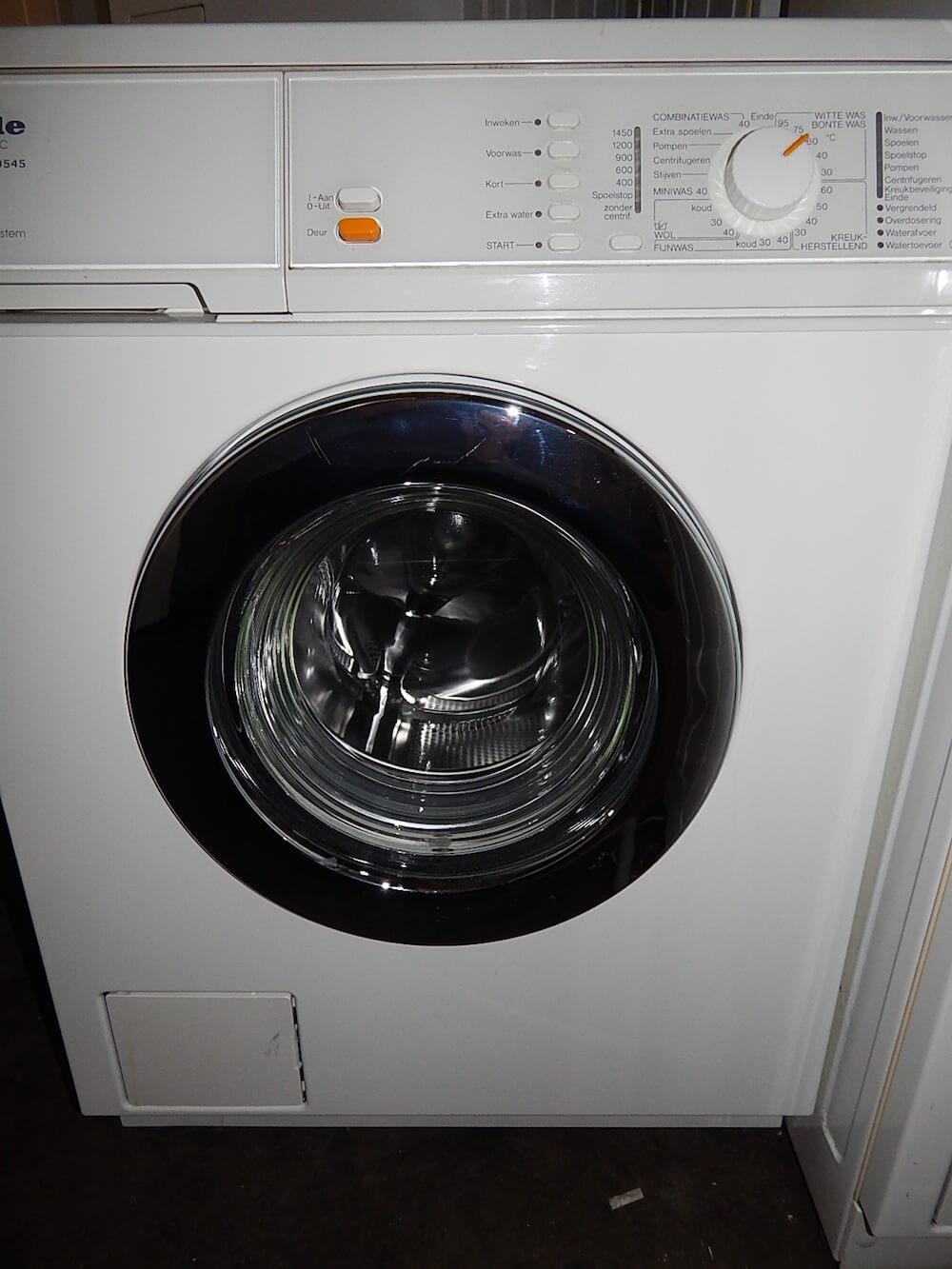 2e hands wasmachine Rotterdam