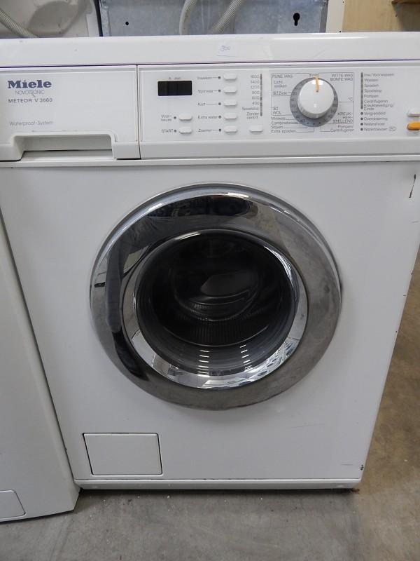 Tweedehands wasmachine Den Haag