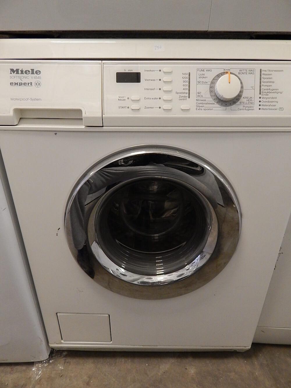2e hands wasmachine Den Haag