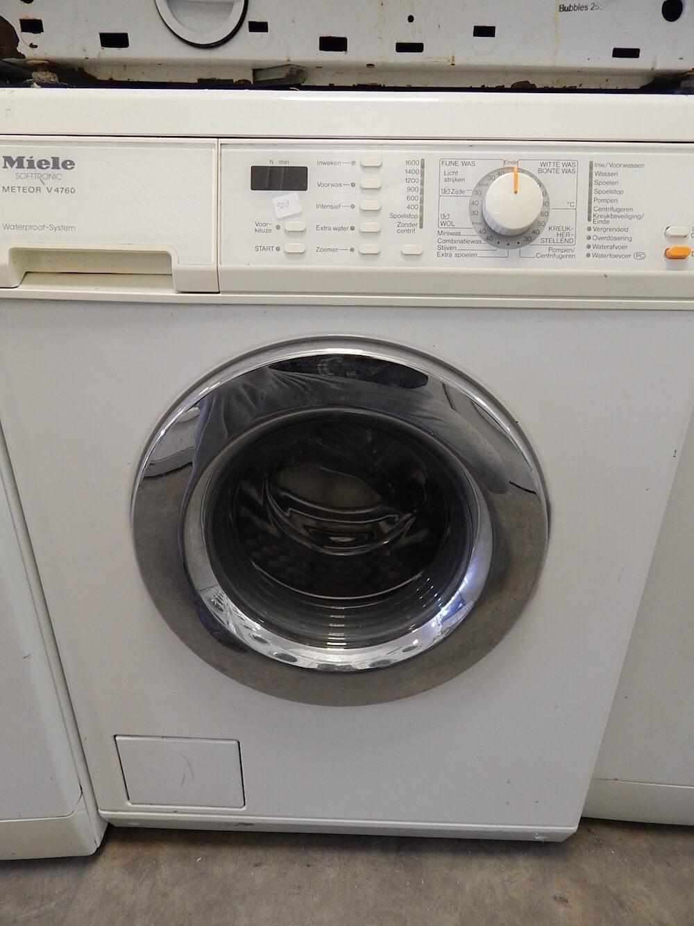 Goedkope wasmachine Rotterdam