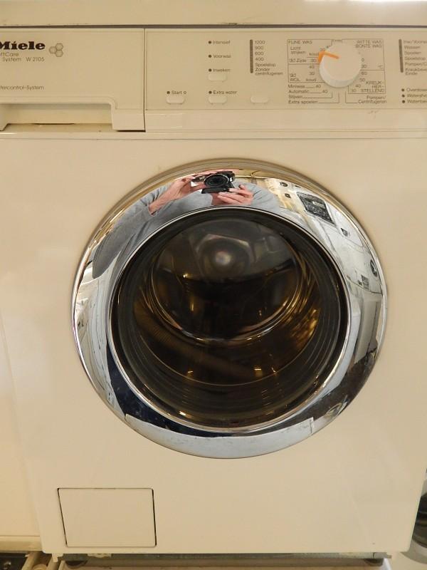 Miele wasmachine gebruikt