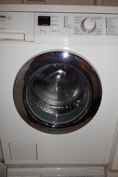 Zuinige wasmachine Miele