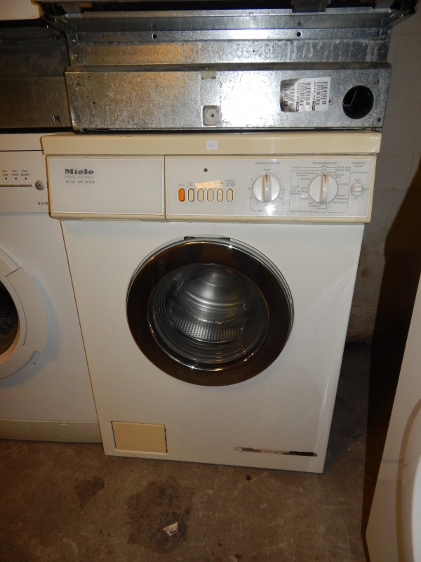 Miele aanbieding wasmachine