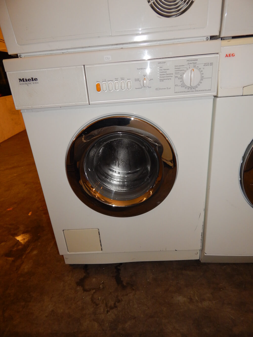 Miele wasmachine aanbieding
