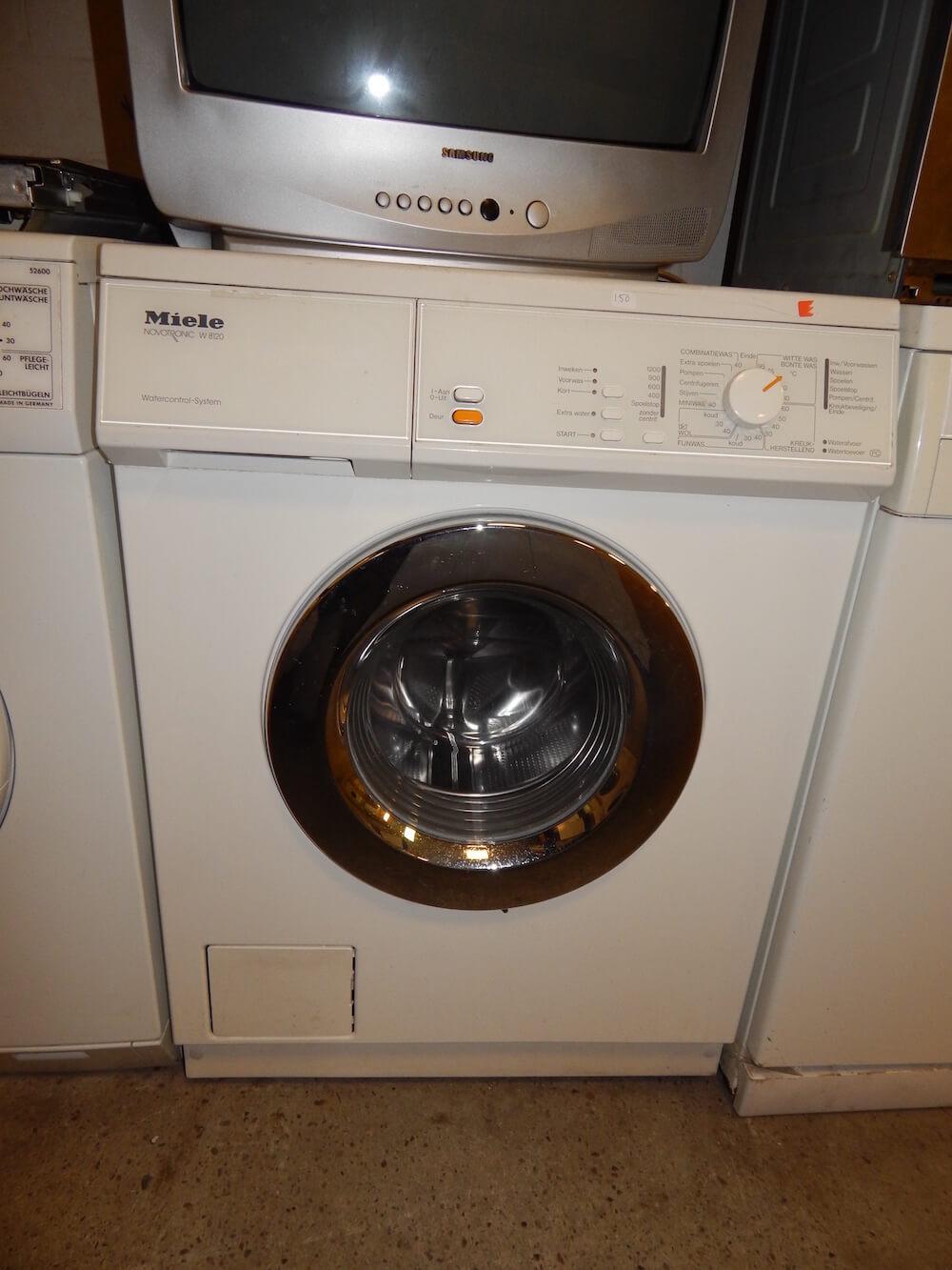 Miele wasmachine 2e hands