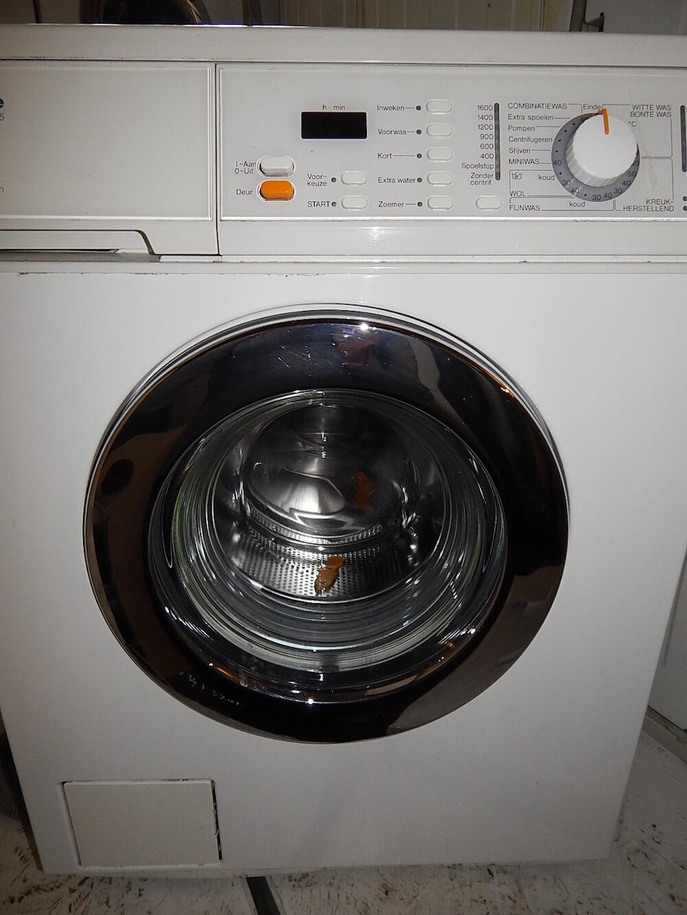 Gebruikte Miele wasmachine