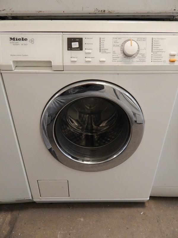 Wasmachine Miele Softcare