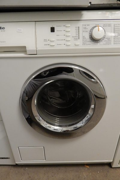 2e hands wasmachine Miele