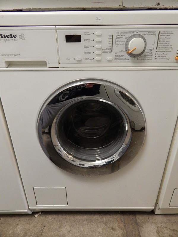 Miele wasmachine korting
