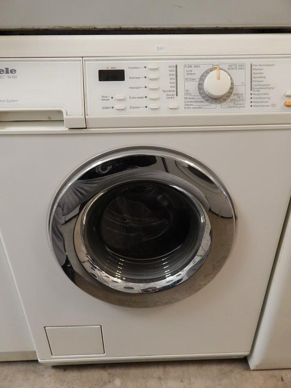 Miele wasmachine beste koop
