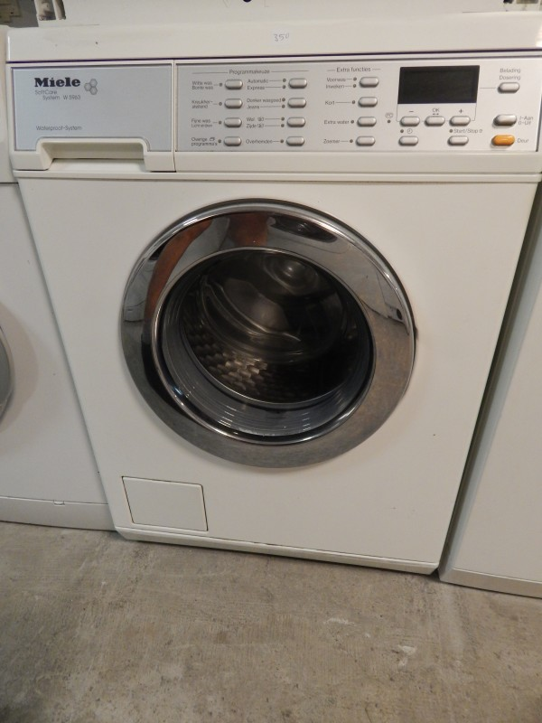 2e hands Miele wasmachine