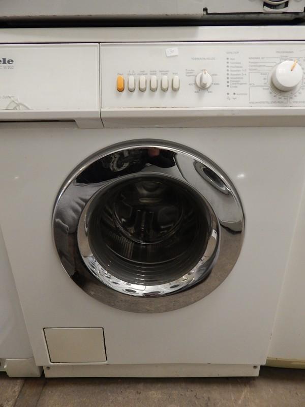 Wasmachine Miele garantie