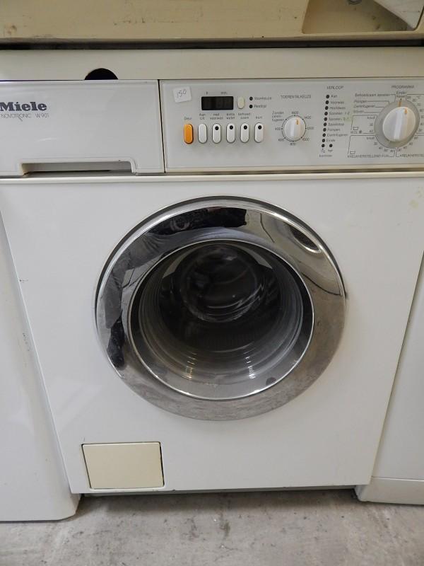 Goedkope wasmachine Miele