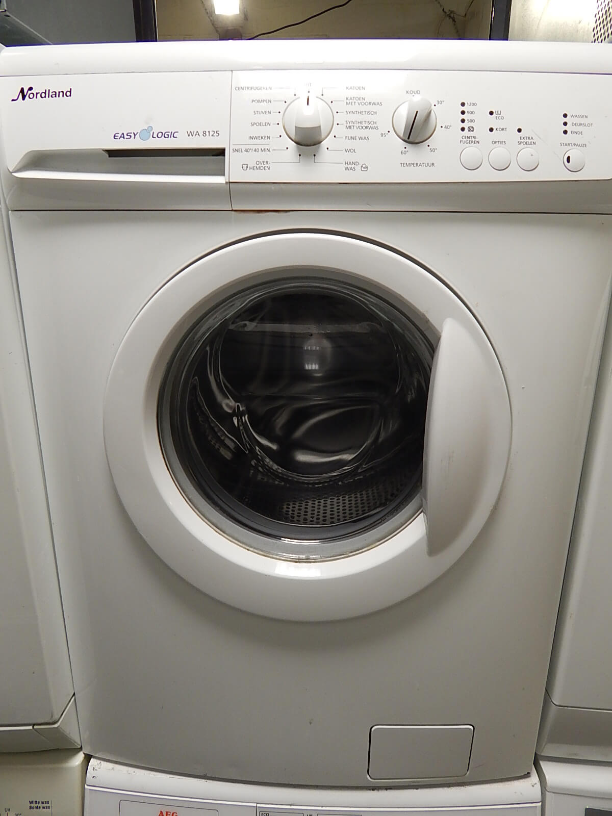 Nordland wasmachine kopen