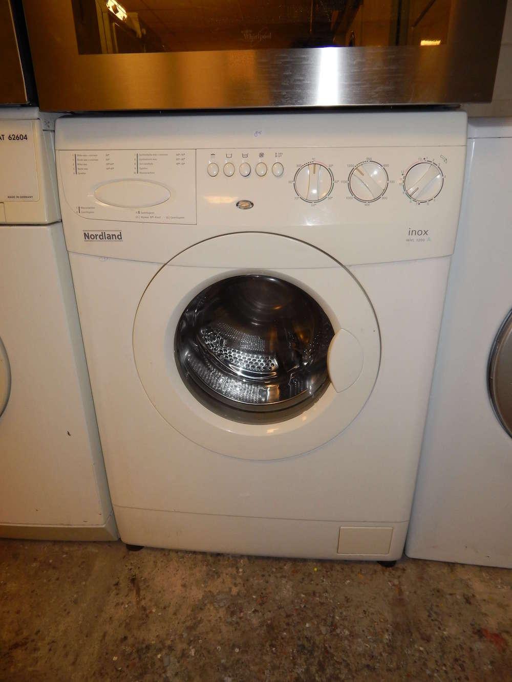 Goedkope Nordland wasmachine