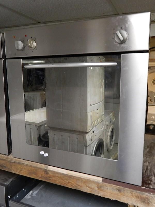 RVS inbouw oven