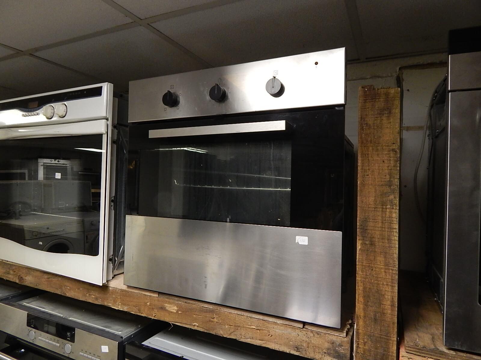 Tweedehands inbouw oven
