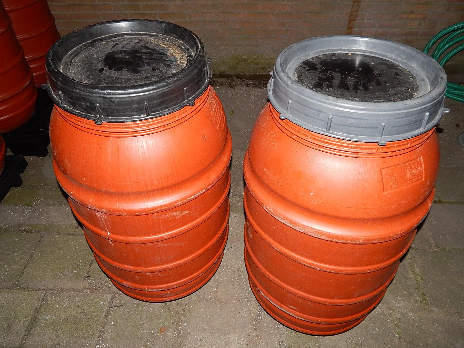 220 liter tonnen rood