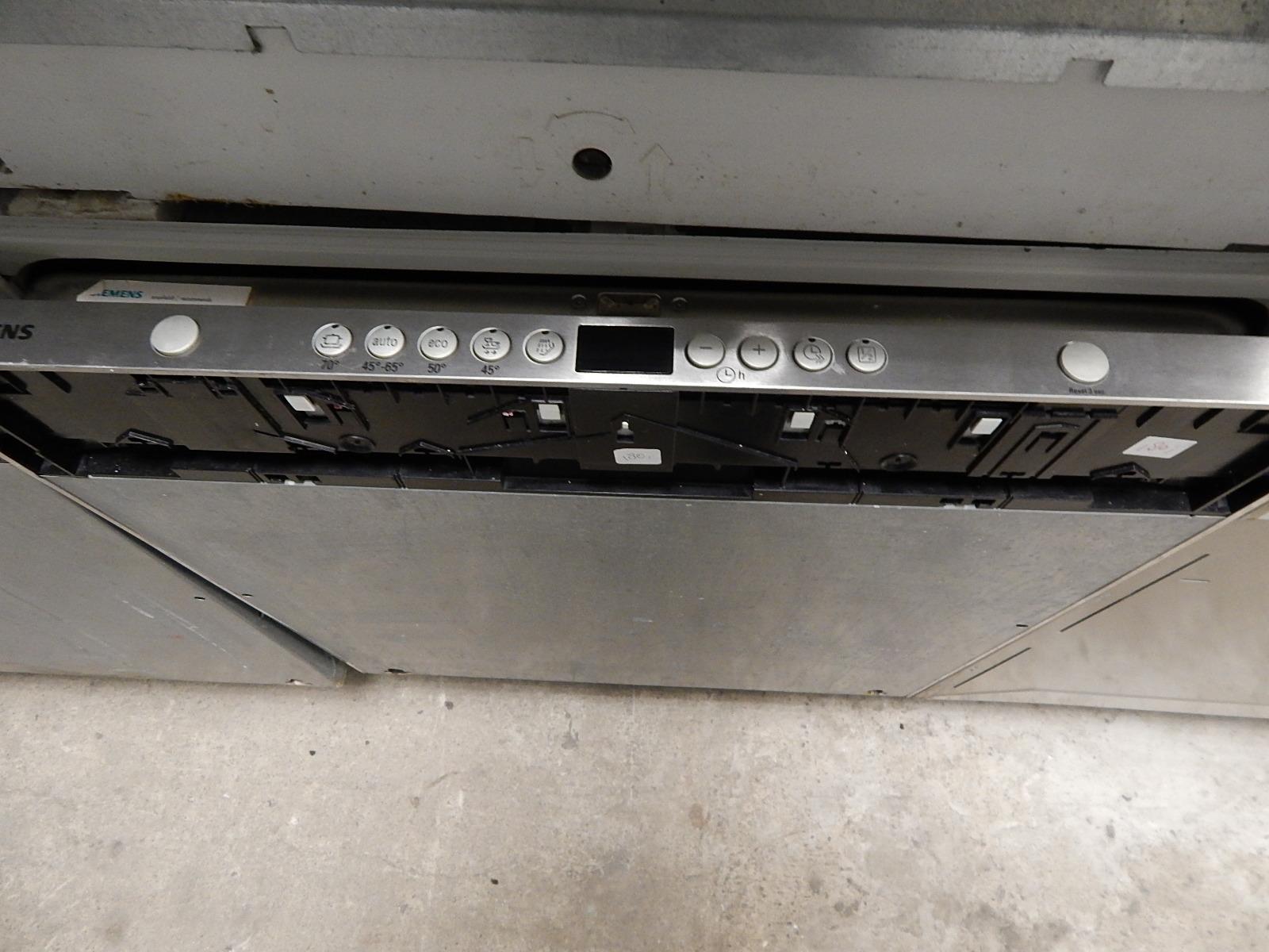 Siemens inbouw vaatwasmachine 2