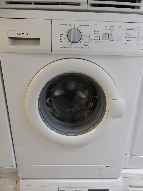 Siemens wasmachine beste koop