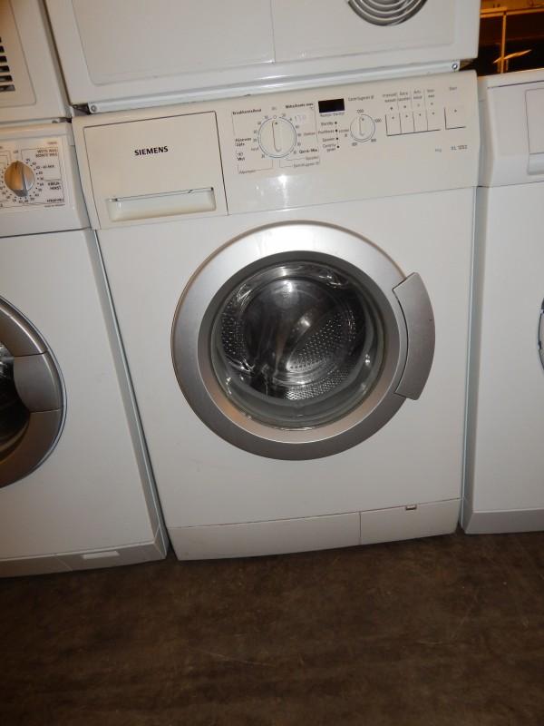 Siemens wasmachine bestellen