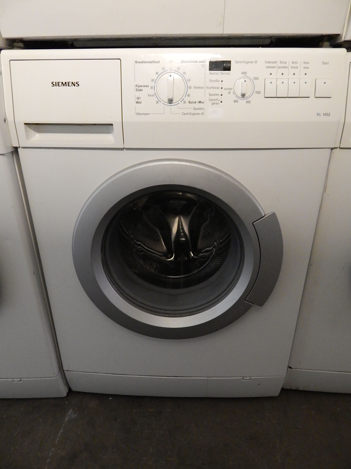 Goedkope Siemens wasmachine