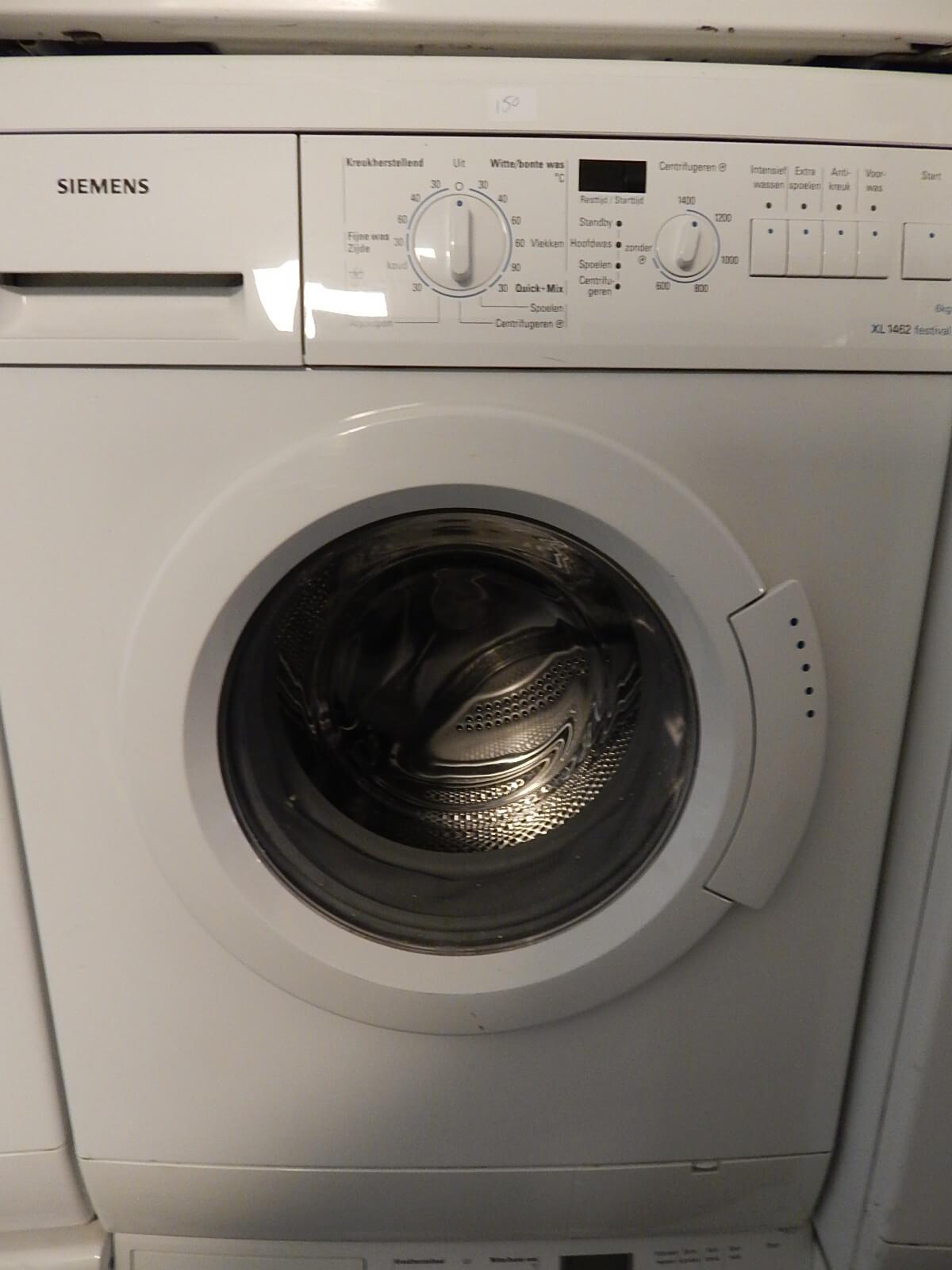Gebruikte Siemens wasmachine