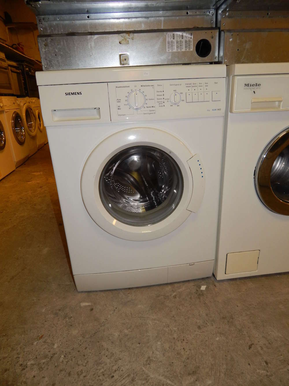 Wasmachine Siemens goedkoop