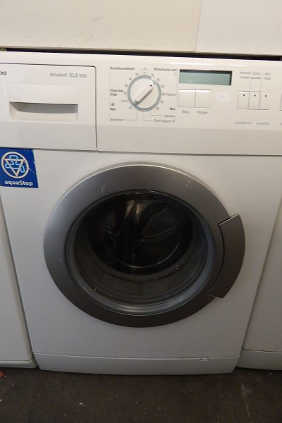 2e hands Siemens wasmachine