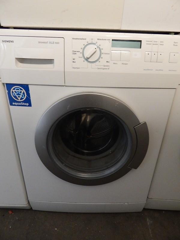 2e hands Siemens wasmachine